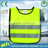 EN471 hi vis reflective bibs soccer for mens safety