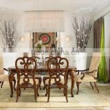 High Quality Antique Cherry Wood Dining Room Sets