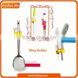 plastic magic mop holder