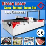 cutting machine laser vision for cycling clothing bicycle wear cycling jersey