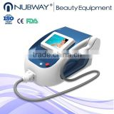 New Portable Mini 2000w 808nm Diode Laser Epilator Super Hair Removal Facial Hair Remover And Skin Treatment System