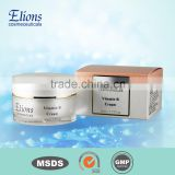 natural Vitamin B anti acne removing face cream for oily skin