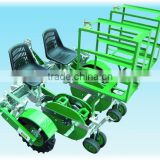 Equipments for Agriculture: transplanter, milling machine, bed-maker, mulching machine, tobacco leaves sewing machine