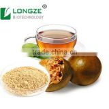 Natural Fruit & Vegetable Powder Luo han guo extract / monk fruit extract powder with mogrosive V 20%