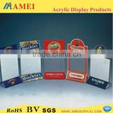 2014 HOT SELL acrylic cook book holder