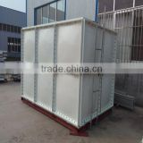 SMC modular panel storage water tank frp fiberglass modular panel water storage tanks grp modular panel drinking water tanks