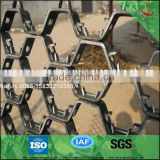 High carbon Hex mesh for Refractory Lining (factory and export )