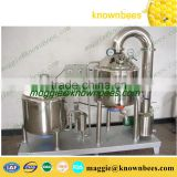 hot sale bee honey thickner line/bee milk processing machine/stainless steel vacuum honey thickner
