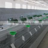 rabbit farming equipment industrial rabbit cages with rabbit plastic slat floor (rabbit cage-029)