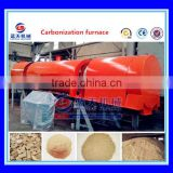 Horizontal Continuous Sawdust Carbonization Furnace,Rice Husk Carbonizer,Rice Husk Carbonization Furnace