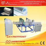 High Efficiency Turret Winder Plastic Extruder Coating PE Foam Film Laminating Machine