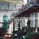 Pre-pressing and DTDC technology vegetable oil processing equipment