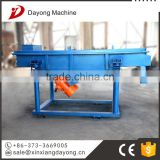 large capacity Industrial rectangular vibration screen equipment for silica sand