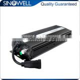 China Honest Manufacturer SINOWELL Hydroponics Grow Light Fixture Dimming Hid Electronic Ballast