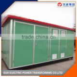 good manufacturing low price 10kv high voltage high frequency 3 phase box distribution power transformers