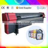 High quality large format 3.2m flex banner printer price