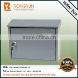 High Quality mail letter post boxand aluminum letter box