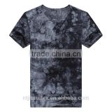 Men Tie Dye T-shirt ,cotton T-shirt, summer shirt,slim t-shirt