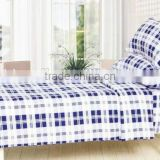 100% linennew style easy wash high quality hospital bed linen