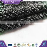 Hacci Knit Poly Acrylic fabric wholesale from chinese manufactory