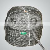 Fiberglass high temperature resistant rope