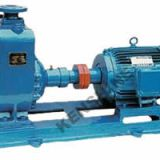 ZX Self priming centrifugal pump/chemical pump/stainless steel self priming pump