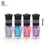 Factory Price Fashion Breathable Gel Polish Non Toxic Mirror Nail Varnish