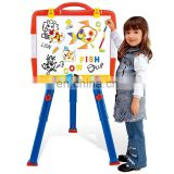 2014 creative art easel kids magnetic drawing board,kids study desk