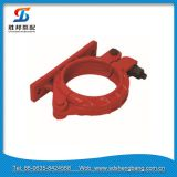 Factory Supply Forging DN125 5 inch Concrete Pump Bolt Clamp