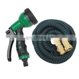 Latex Triple Chill-proof Garden Hose Expandable Wate
