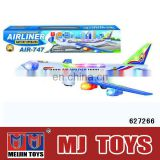 wholesale model airplane with music and light