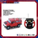 OEM service plastic material 1:40 plastic 1.5V battery rc model car toys