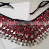 (KB-08000) kuchi Gypsy belt / wholesale Afghan kuchi Belt / wholesale jewellery