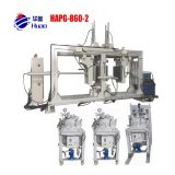 epoxy resin insulator bushing transformer double-station APG mold making machine