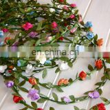 Floral Headband Garland Wedding