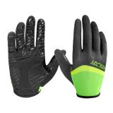 Wholesale men women full finger bicycle hand road bike cycling mountain bike gloves manufacturer