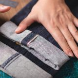 15oz OEM Service Best Value Selvedge Jeans P004