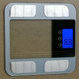 USB charging bluetooth body fat scale GBF1531-BLE 150kg/100g