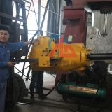 DXT-800 assemble wedge key driver machine for forging hammer