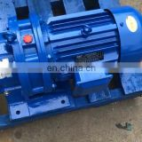 BWD2-20-3KW reducing gearbox cycloidal speed gear reducer
