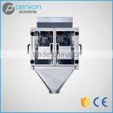 Penkan double heads linear weigher for mini granules