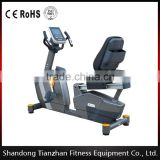 CE Approved Commercial Recumbent Bike TZ-7017 / High quality gym equipment /high quality fitness equipment