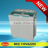 Home Top Loading Semi Automatic drum washing machine clothes                                                                         Quality Choice