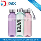 Plastic bottle 500ml mineral water bottle with customized design