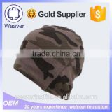 2015 New Fashion 100 Acrylic Camouflage Wholesale Design Your Own Logo Beanie Winter Hat