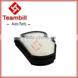 Auto spare parts air purifier filter for Mercedes 2028300318