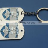 Germany dog tags keychain keyring gifts
