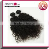 Wholesale human virgin Bohemian hair 6A 7A grade hair curly hair promotion for Christmas ! factory price ,great quality !