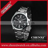 Buy from China Guangzhou Watches Men Wholesale Cheap Price High Quality Analog Stainless Steel Watches Fashion Gift Watches Man