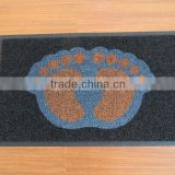 customized cat litter mat/new style colorful cat toilet mat/Kitty Litter Mats for Cats